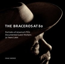 """The Braceros at 80 (7""""x7"""" version) - Arts & Photography Books photo book"""