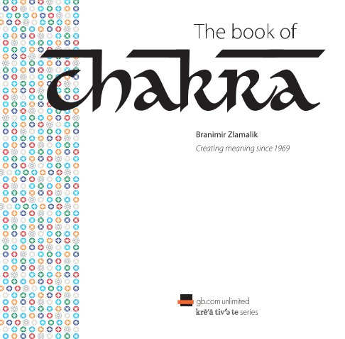 View The book of chakra by Branimir Zlamalik