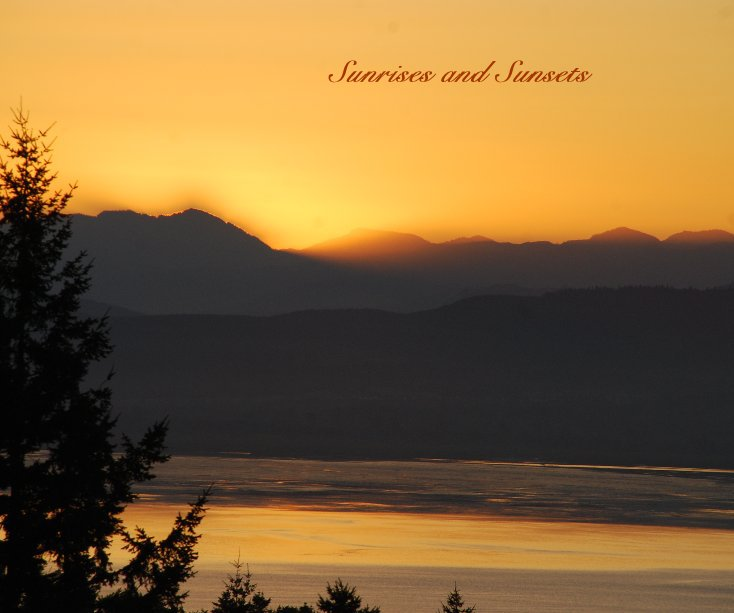 View Sunrises and Sunsets by Michael J Merry