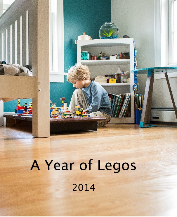 View A Year of Legos by Tamra Yandow