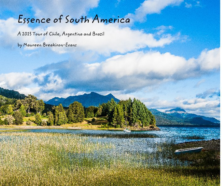 View Essence of South America by Maureen Breakiron-Evans