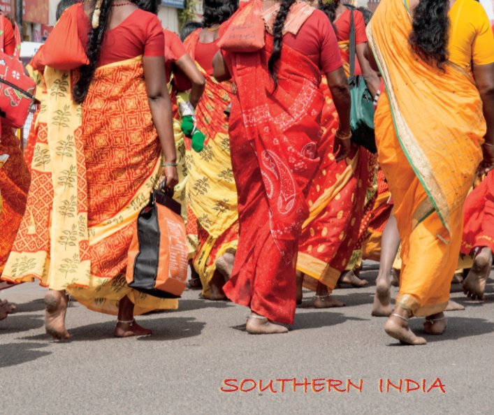 View Southern India by Maureen Kelly