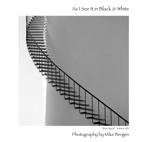 View As I See It In Black & White by Mike Bergen