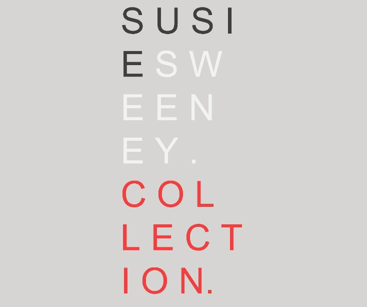 View Susie Sweeney Collections (mini) by Susie Sweeney
