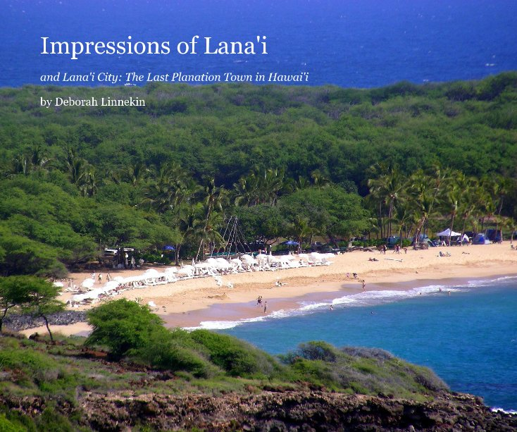 View Impressions of Lana'i by Deborah Linnekin