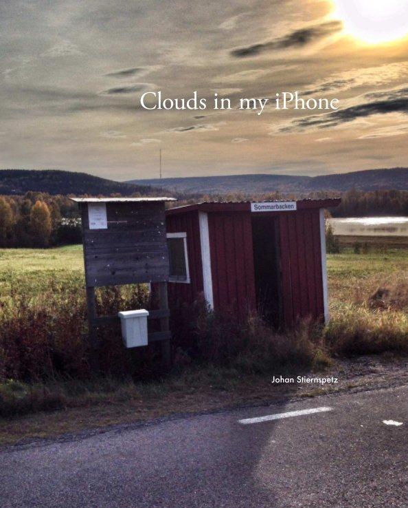 View Clouds in my iPhone by Johan Stiernspetz