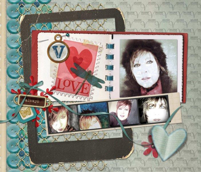 View Celebrating Valerie Randall: digital scrapbooker by Marnie Adams