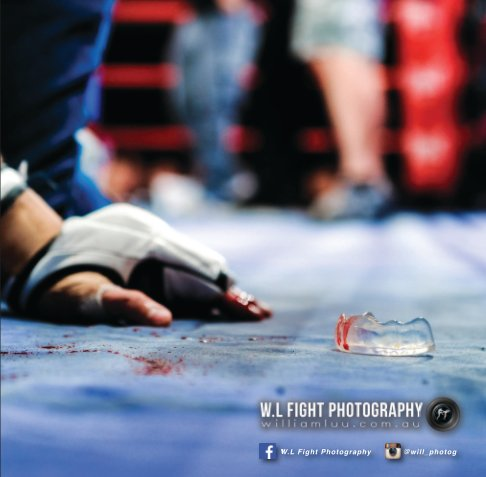 """View W.L Fight Photography (7""""x7"""") by William Luu"""