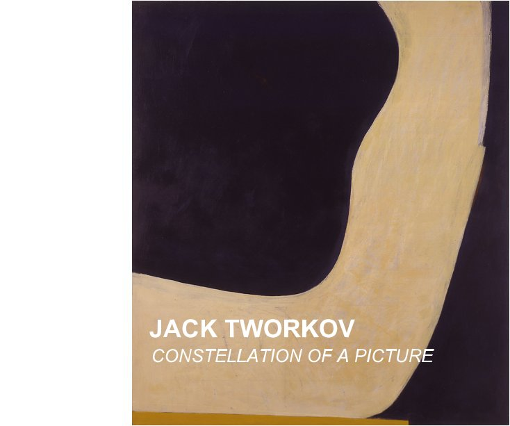 View JACK TWORKOV CONSTELLATION OF A PICTURE by ACME Fine Art