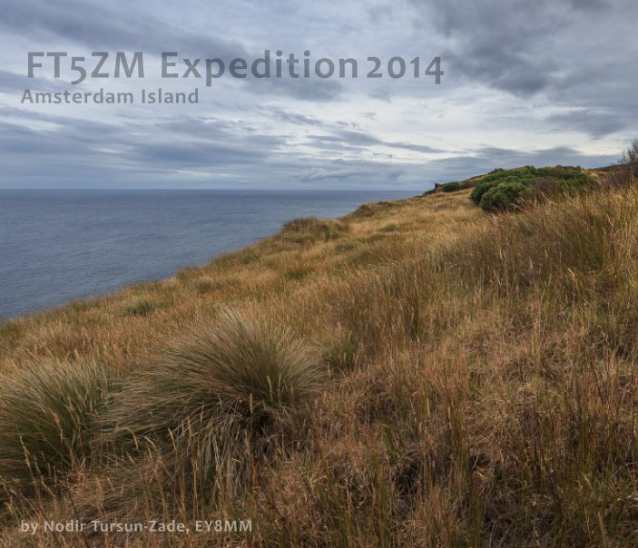 View Amsterdam Island Expedition. by Nodir Tursoon-Zadeh