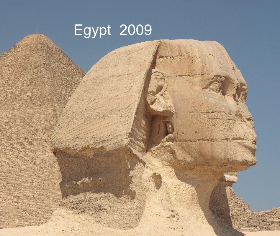 View Egypt 2009 by tedadavis