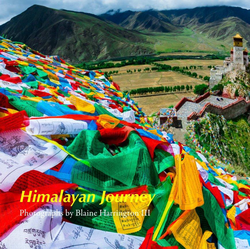 View Himalayan Journey_12x12 by Blaine Harrington III
