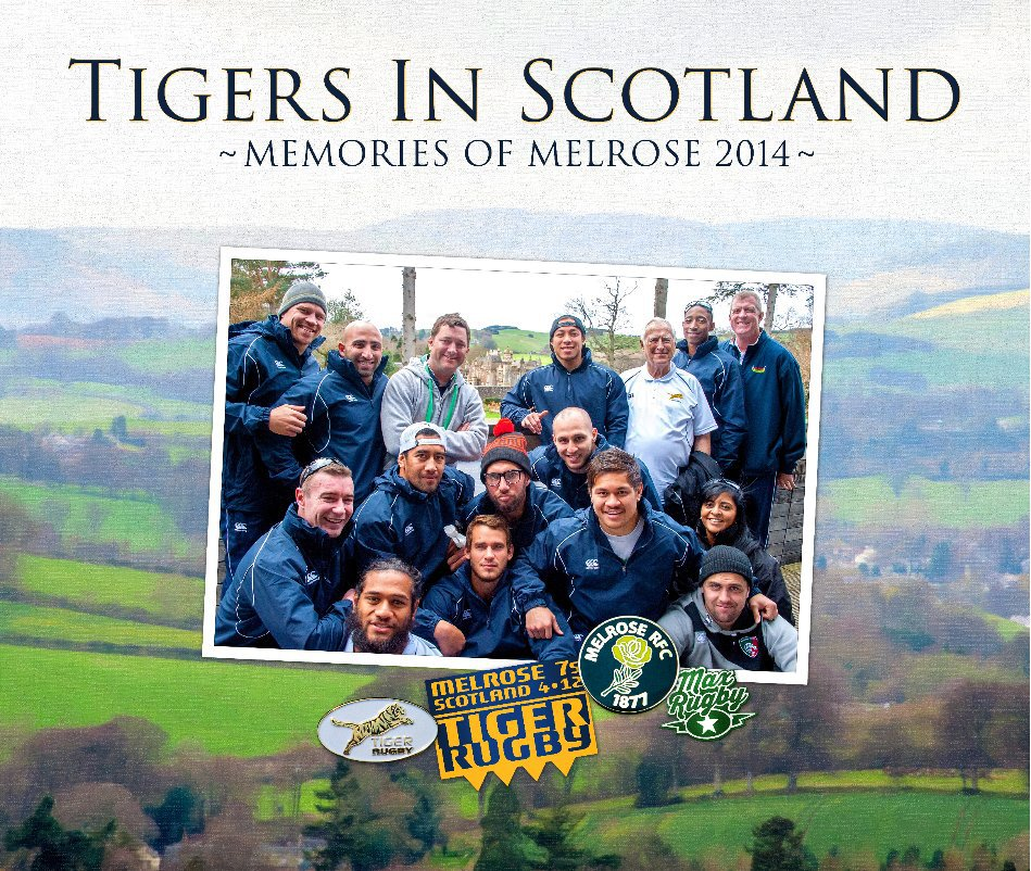 View Tigers In Scotland by Brian Hightower