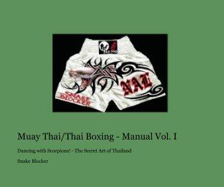 Muay Thai/Thai Boxing - Manual Vol. I - Sports & Adventure photo book