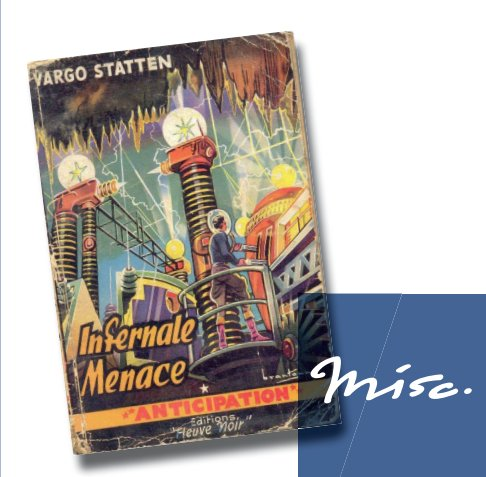 View Misc. 42: Scifrançaise by Rian Hughes