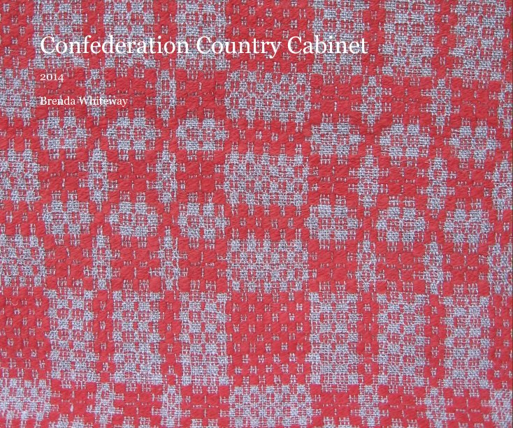 View Confederation Country Cabinet by Brenda Whiteway