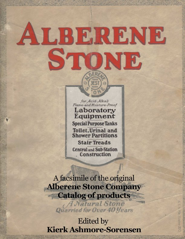 View Alberene Stone by Kierk Ashmore-Sorensen