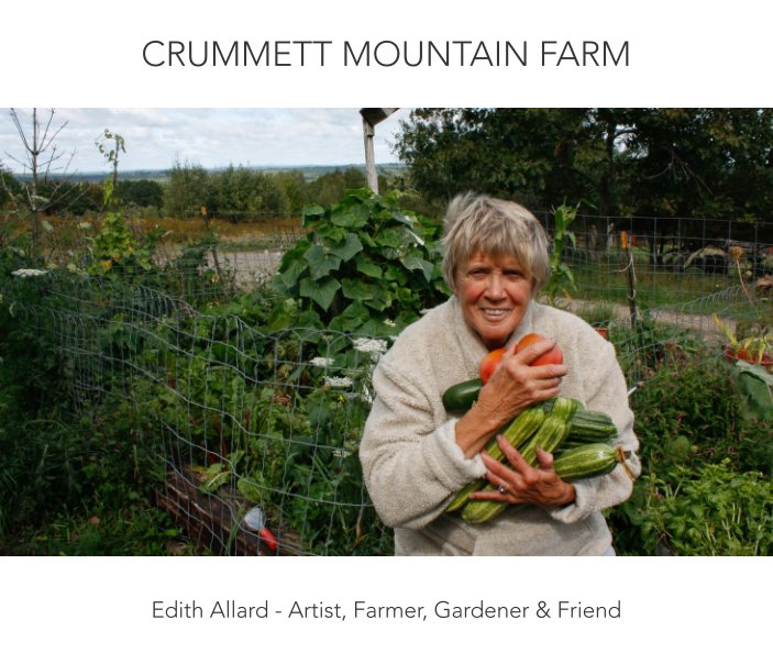 View Crummett Mountain Farm by Dianne Jaquith Schaefer