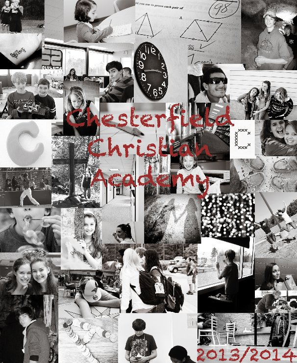View CCA yearbook 2013/2014 by CCA