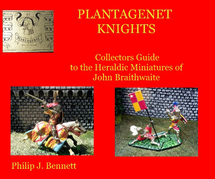 View PLANTAGENET KNIGHTS by Philip J. Bennett