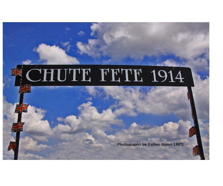 View Chute Fete Summer of 1914 by Esther Gumn LRPS