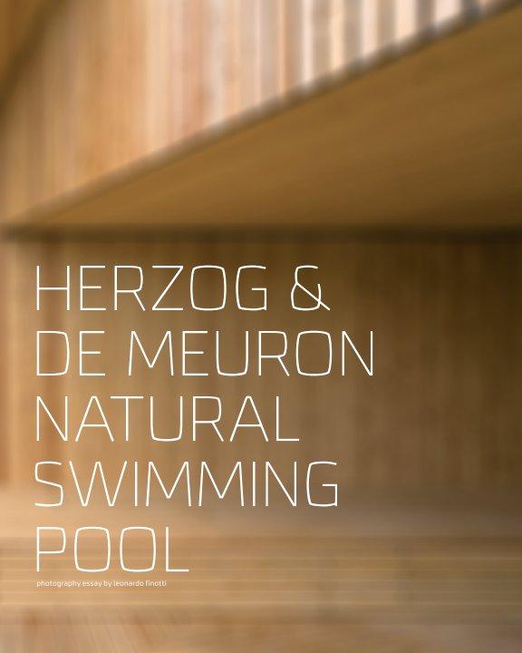 View herzog & de meuron - natural swimming pool by obra comunicação
