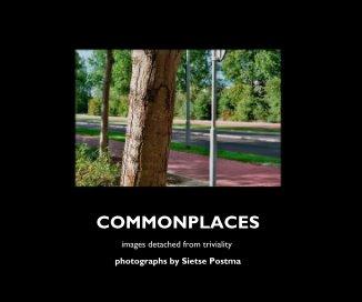 Commonplaces - Kunst & Fotografie fotoboek