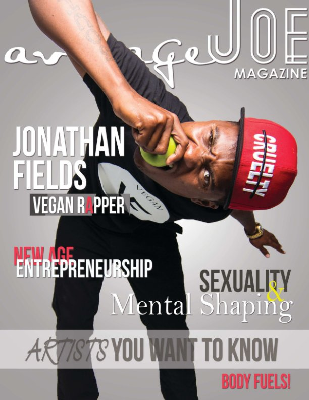 View Average Joe Magazine by K. PAGE Productions