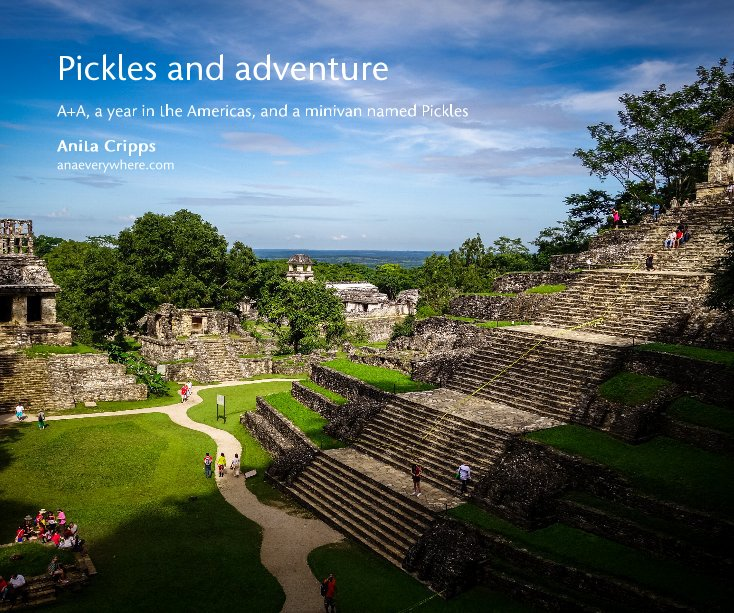 View Pickles and adventure by Anita Cripps