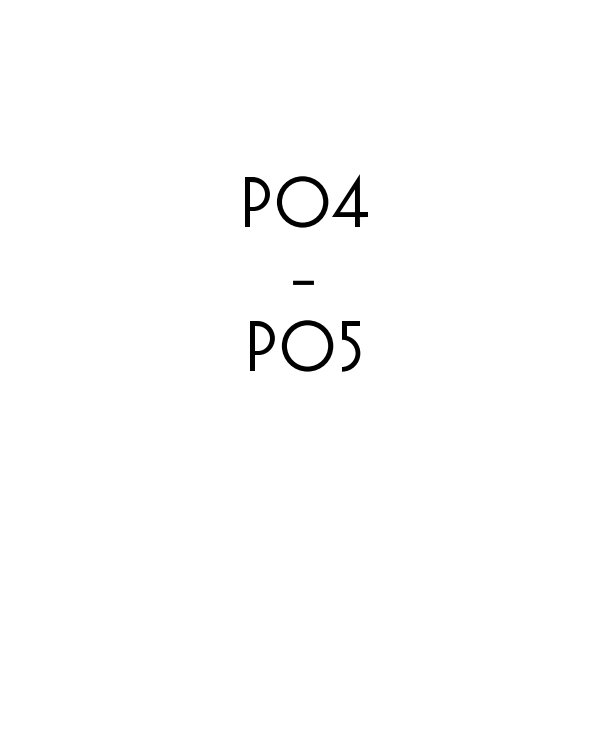 View PO4-PO5 by Stefano Blanca Sciacaluga