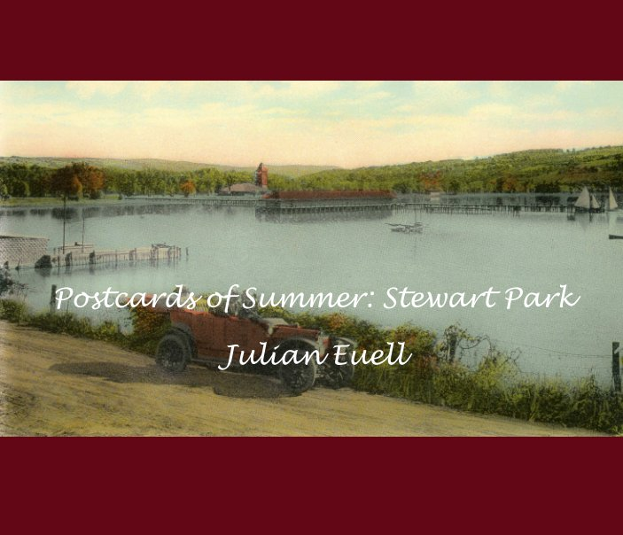 View POSTCARDS OF SUMMER by JULIAN EUELL