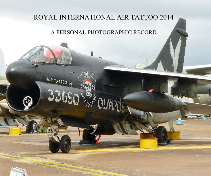 View ROYAL INTERNATIONAL AIR TATTOO 2014 by Mark Saunders