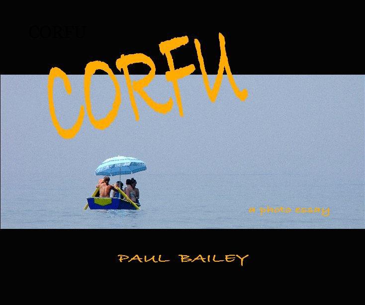 View CORFU by PAUL BAILEY