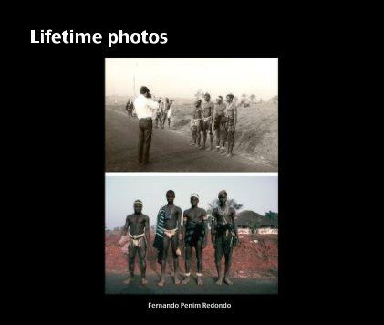 Lifetime photos - Arts & Photography Books livro fotográfico