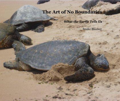 The Art of No Boundaries - Poetry photo book