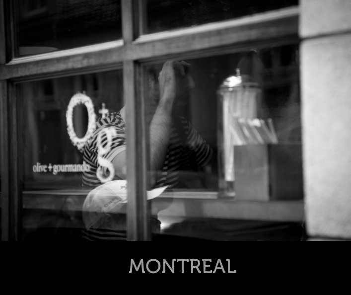 View Montreal by Debra Schoenberger