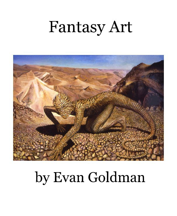 View Fantasy Art by Evan Goldman