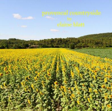 provencal countryside by elaine blatt - Arts & Photography Books photo book