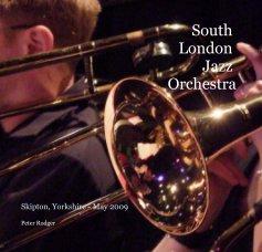 South London Jazz Orchestra - Portfolios photo book