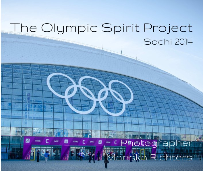 View The Olympic Spirit Project by Mariska Richters