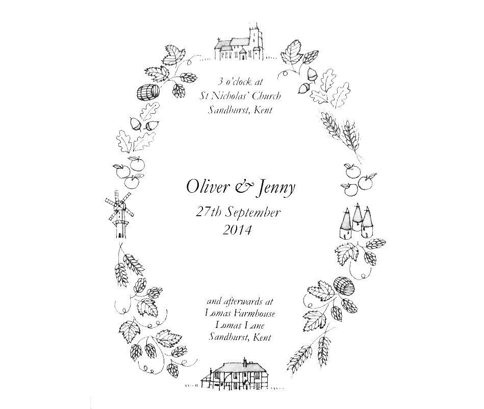 Bekijk Oli & Jenny's Wedding Photobooth op Rad Hart-George