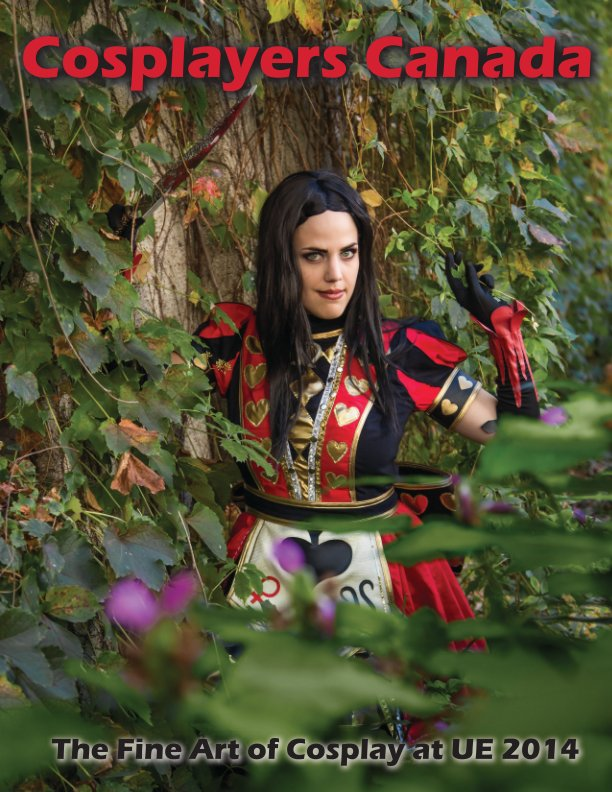 View Cosplayers at Unplugged Expo 2014 by Andreas Schneider