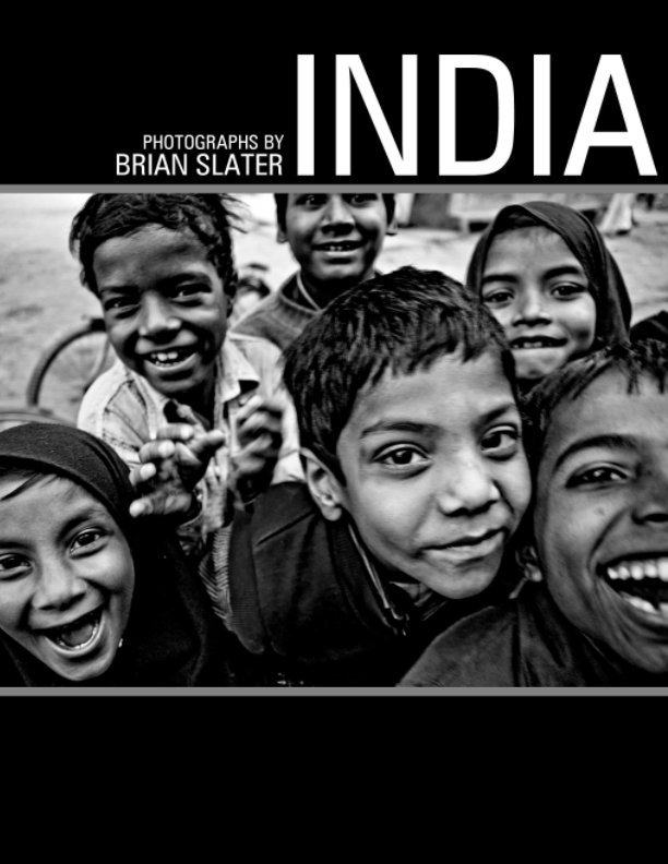 View INDIA by Brian Slater
