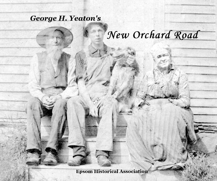 View New Orchard Road by Epsom Historical Association