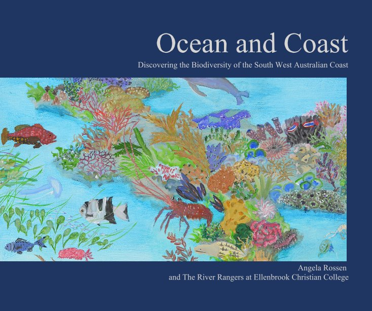 View Ocean and Coast by Angela Rossen and Students at Ellenbrook Christian College