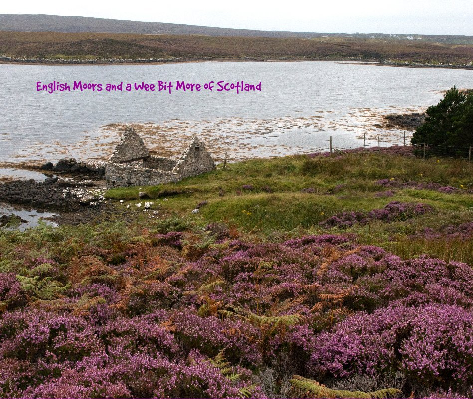View English Moors and a Wee Bit More of Scotland by Marylou Badeaux