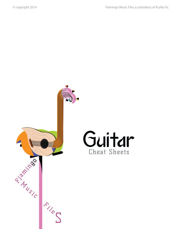 View Guitar Cheat Sheets by Flamingo Music Files