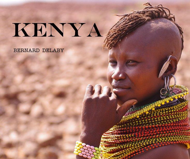 View KENYA by BERNARD DELABY