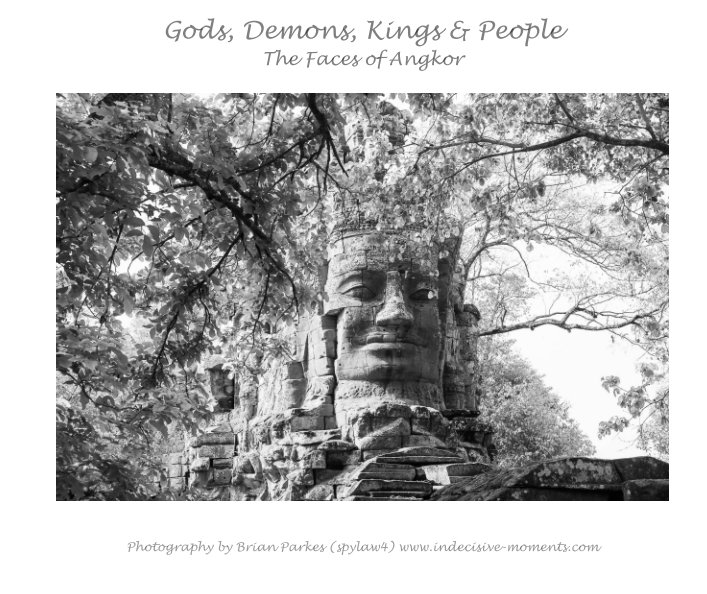 View Gods, Demons, Kings, & People by Brian Parkes