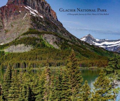 Glacier National Park - Travel photo book